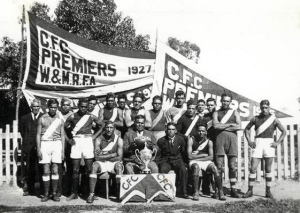Cummeragunja Football Team (1927)